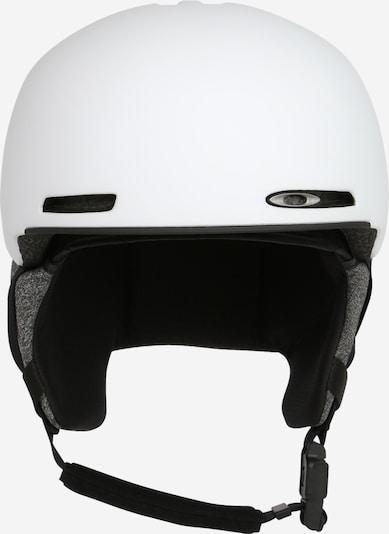 OAKLEY Čelada | črna / bela barva, Prikaz izdelka