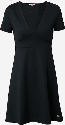 Tommy Jeans Obleka | črna barva, Prikaz izdelka