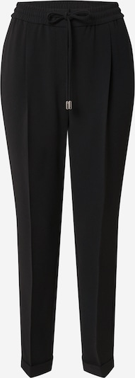 fekete BOSS Élére vasalt nadrágok 'Tariyana9', Termék nézet