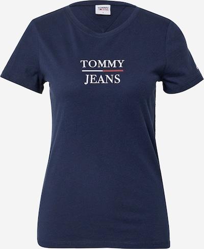 tengerészkék / piros / fehér Tommy Jeans Póló: Elölnézet