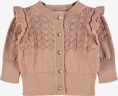 Geacă tricotată 'OSIGNE' NAME IT pe roz, Vizualizare produs