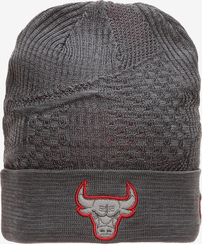 NEW ERA Mütze 'NBA Chicago Bulls Training Series' in grau, Produktansicht
