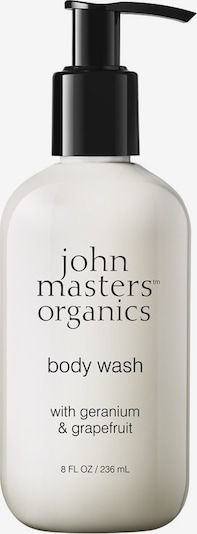 john masters organics Duschgel 'Geranium und Grapefruit' in transparent, Produktansicht