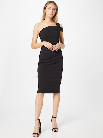 Lipsy Cocktailmekko värissä musta