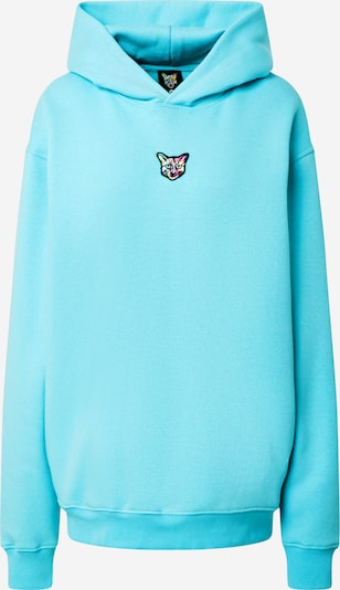 PARI Sweater majica 'Sports Club' u tirkiz, Pregled proizvoda