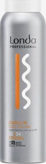 Londa Professional Haarschaum 'Curls In' in dunkelgrau / orange / silber / weiß, Produktansicht