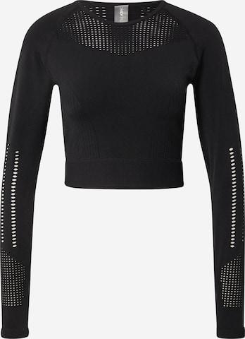 ONLY PLAY Funksjonsskjorte 'SABA' i svart