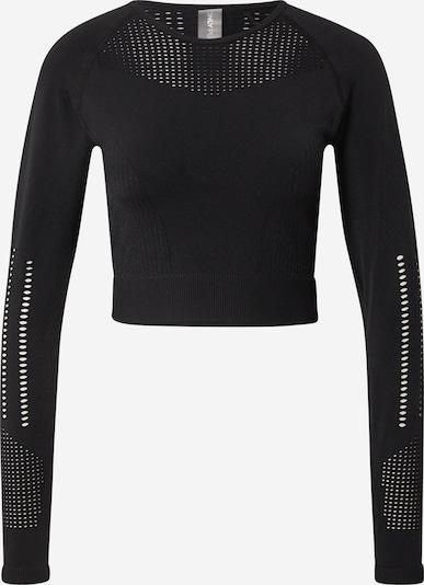 ONLY PLAY T-shirt fonctionnel 'SABA' en noir, Vue avec produit