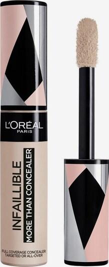 L'Oréal Paris Concealer 'Infaillible More Than Concealer' in pink / schwarz / silber / weiß, Produktansicht