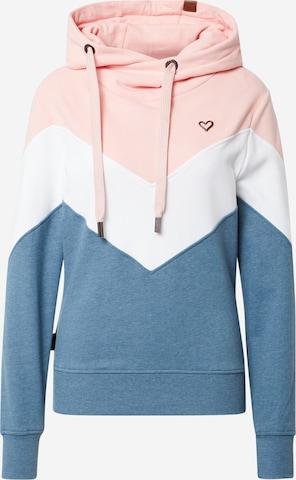 Alife and Kickin Sweatshirt in Pink