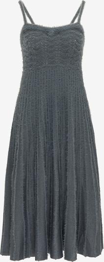 MYMO Strickkleid in grau, Produktansicht