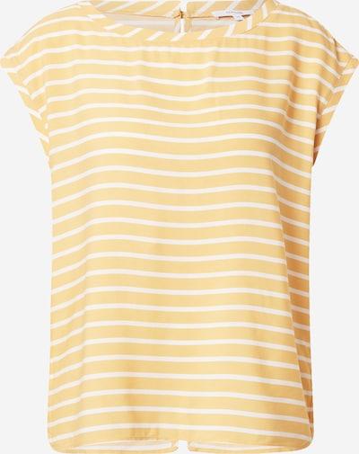 OPUS Blus 'Faune' i gul / vit, Produktvy