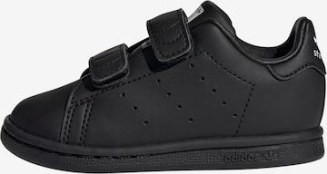 Baskets 'Stan Smith' ADIDAS ORIGINALS en noir
