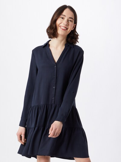 ESPRIT Shirt dress in Navy, View model