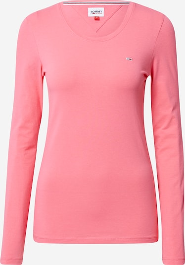 Tommy Jeans Shirt in pink, Produktansicht