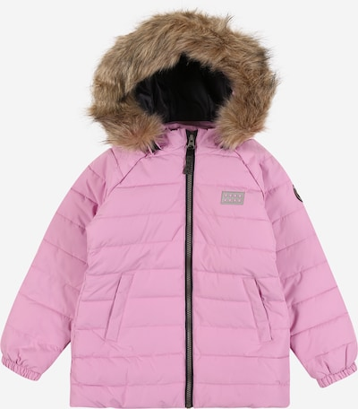 LEGO WEAR Zimska jakna 'Jenni' u smeđa / svijetloroza, Pregled proizvoda
