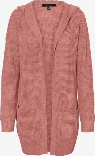 VERO MODA Gebreid vest 'Leanna' in de kleur Oudroze, Productweergave