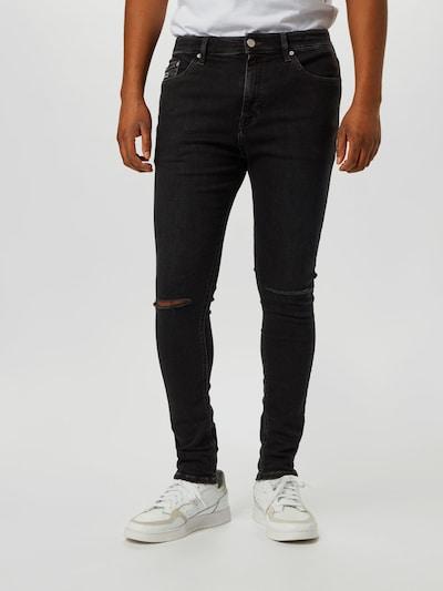 Tommy Jeans Jeans 'FINLEY' in Black denim, View model