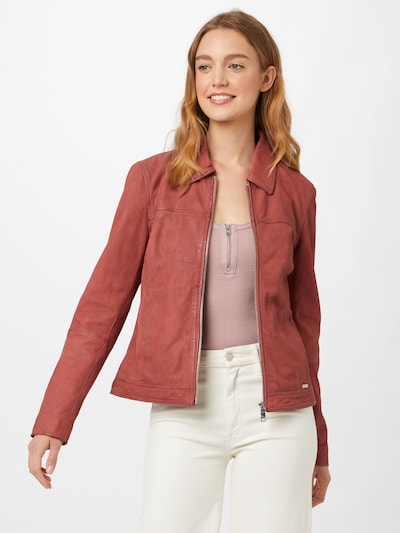 Maze Jacke in rosa: Frontalansicht