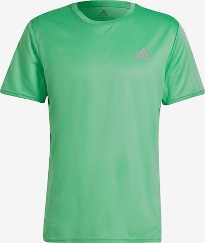 Tricou funcțional ADIDAS PERFORMANCE pe verde, Vizualizare produs