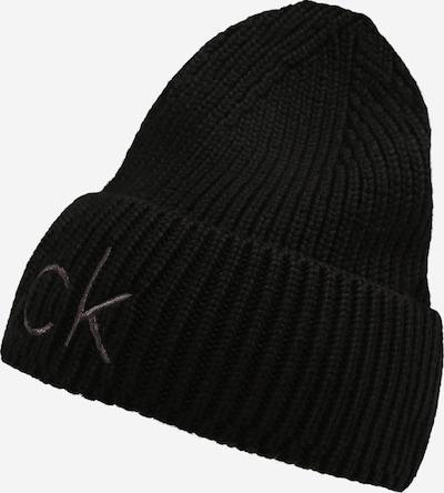 Calvin Klein Σκούφος σε μαύρο, Άποψη προϊόντος