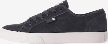 DC Shoes Athletic Shoes 'Manual S' in Blue