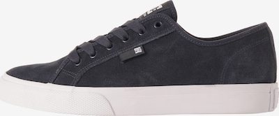 DC Shoes Sportschuh 'Manual S' in nachtblau / weiß, Produktansicht