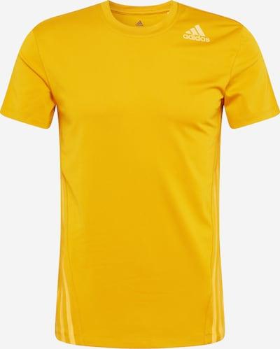 ADIDAS PERFORMANCE Tehnička sportska majica 'Aero 3' u žuta, Pregled proizvoda