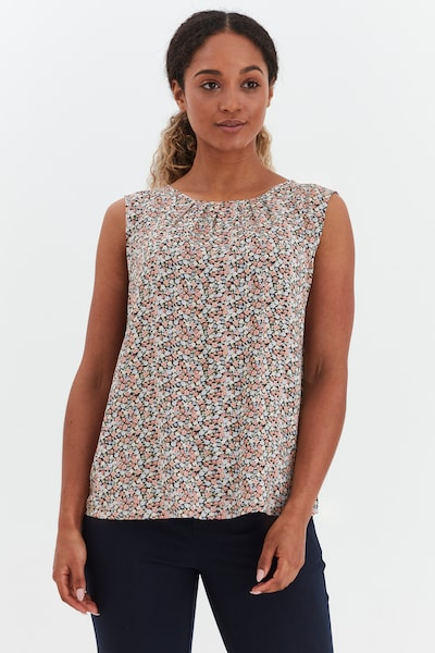 b.young Bluse in pink, Modelansicht