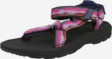 Sandales TEVA en bleu