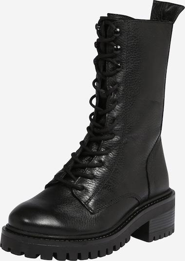 PS Poelman Šněrovací boty - černá, Produkt