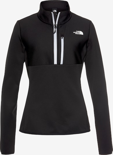 THE NORTH FACE Fleece Jacket in Black, Item view