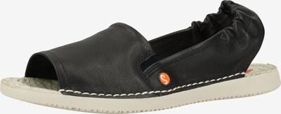 Softinos Sandale in navy, Produktansicht
