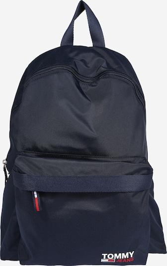 Tommy Jeans Mochila 'Campus' en azul oscuro / rojo / blanco, Vista del producto