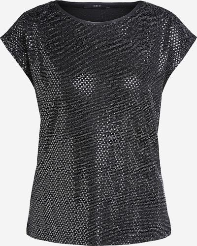 SET T-Shirt in schwarz, Produktansicht