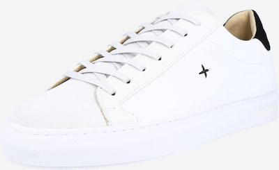 New Lab Baskets basses en blanc, Vue avec produit