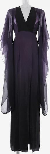 HALSTON HERITAGE Kleid in XXS in lila / schwarz, Produktansicht