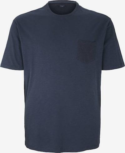 TOM TAILOR Men + Тениска в нейви синьо, Преглед на продукта