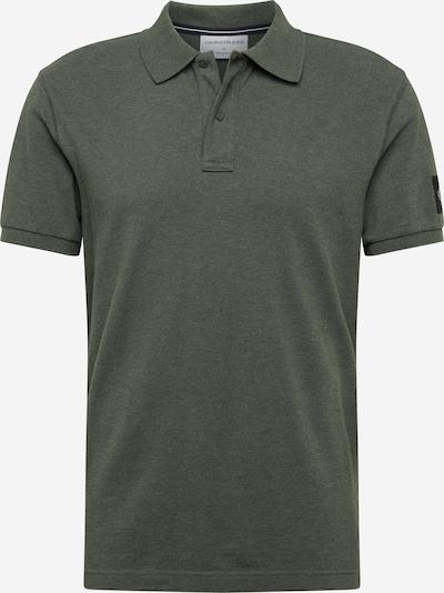 Marškinėliai iš Calvin Klein Jeans , spalva - tamsiai žalia, Prekių apžvalga
