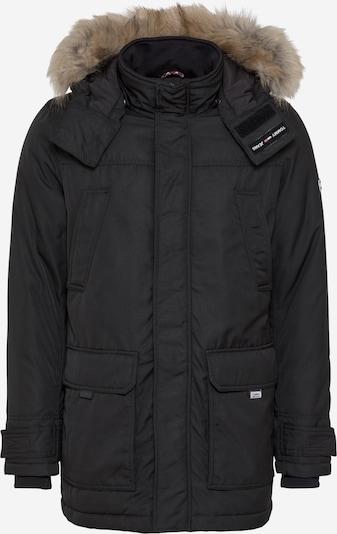 TOMMY HILFIGER Zimska jakna | črna barva, Prikaz izdelka