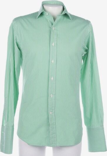 Polo Ralph Lauren Freizeithemd / Shirt / Polohemd langarm in M in grün, Produktansicht