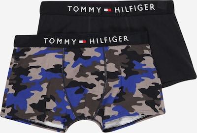 Tommy Hilfiger Underwear Unterhose in blau / nachtblau / taupe / khaki / weiß, Produktansicht