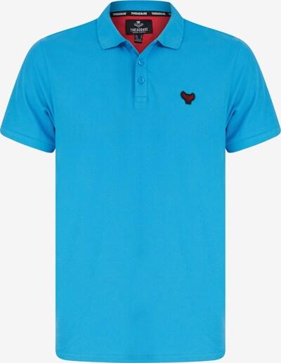 Threadbare Shirt 'Samson' in blau / schwarz, Produktansicht