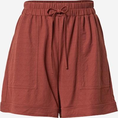 ABOUT YOU Pantalon 'Marina' en rouge rouille, Vue avec produit