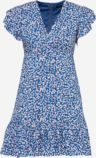 Trendyol Kleid in blau / pink / schwarz / weiß, Produktansicht