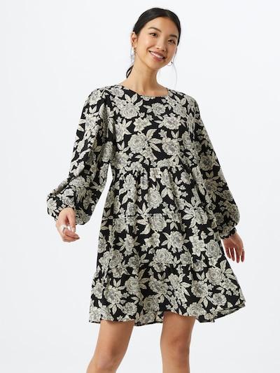 Suknelė 'BARCELONA' iš JACQUELINE de YONG , spalva - juoda / balta: Vaizdas iš priekio