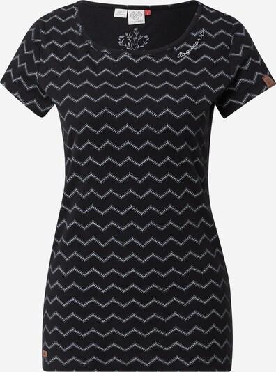 Maglietta Ragwear di colore nero / bianco, Visualizzazione prodotti