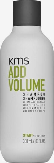 KMS Shampoo in weiß, Produktansicht