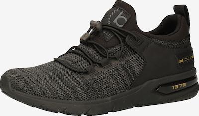 bugatti Sneaker in grau / schwarz, Produktansicht