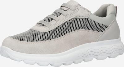 GEOX Platform trainers 'D SPHERICA' in Light grey / Black, Item view